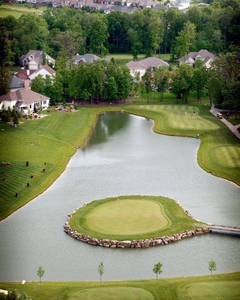 Cherry Hill Golf Club in Fort Wayne