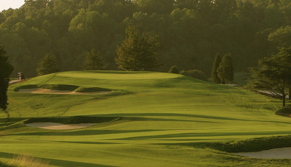 The Donald Ross Course, Golf Courses at French Lick Resort