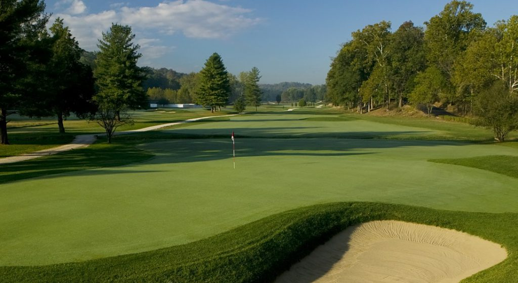 Valley Links Course, Golf Courses at French Lick Resort