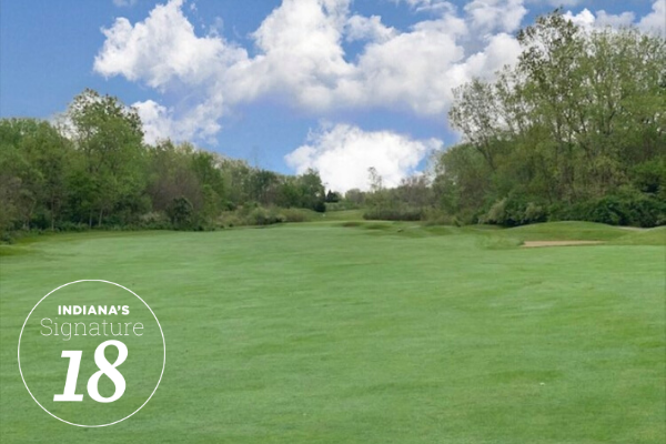 Indiana's Signature 18, Rock Hollow Golf Club