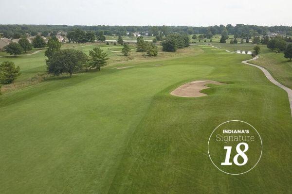 Hole 4, Plum Creek Golf Club