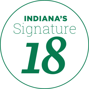 Indiana's Signature 18, Covered Bridge Golf Course