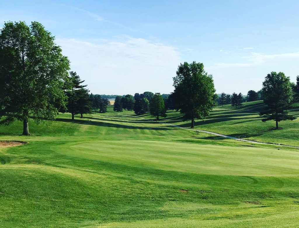 Buffalo Trace Golf Course, French Lick Golf Trip