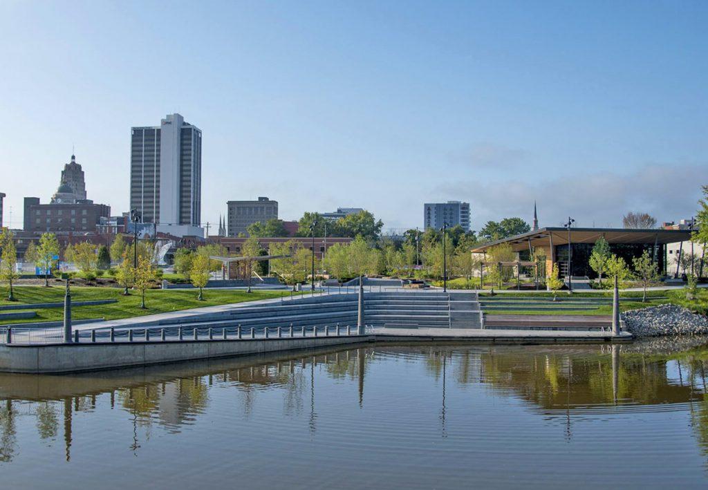 Fort Wayne Promenade Park, Fort Wayne Golf Trip