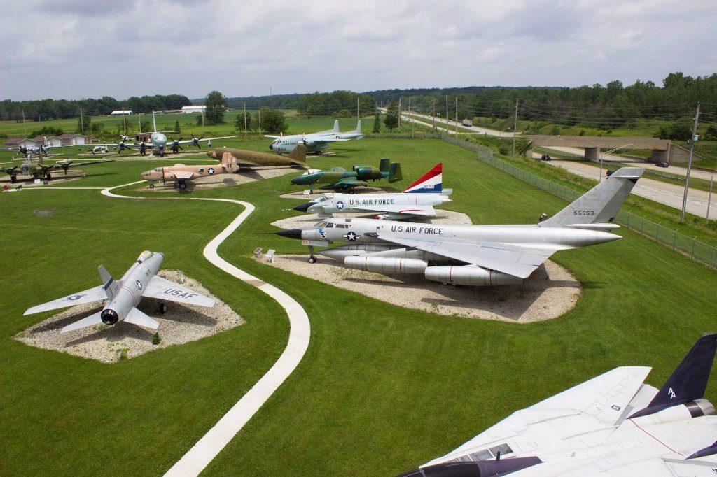 Grissom Air Museum, Kokomo Golf Trip