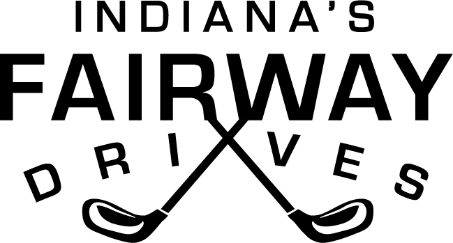 Indiana Fairway Drives Logo, Northern Indiana Golf Trip
