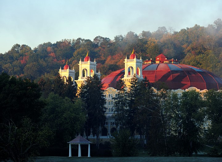 West Baden Springs Hotel, French Lick Golf Trip