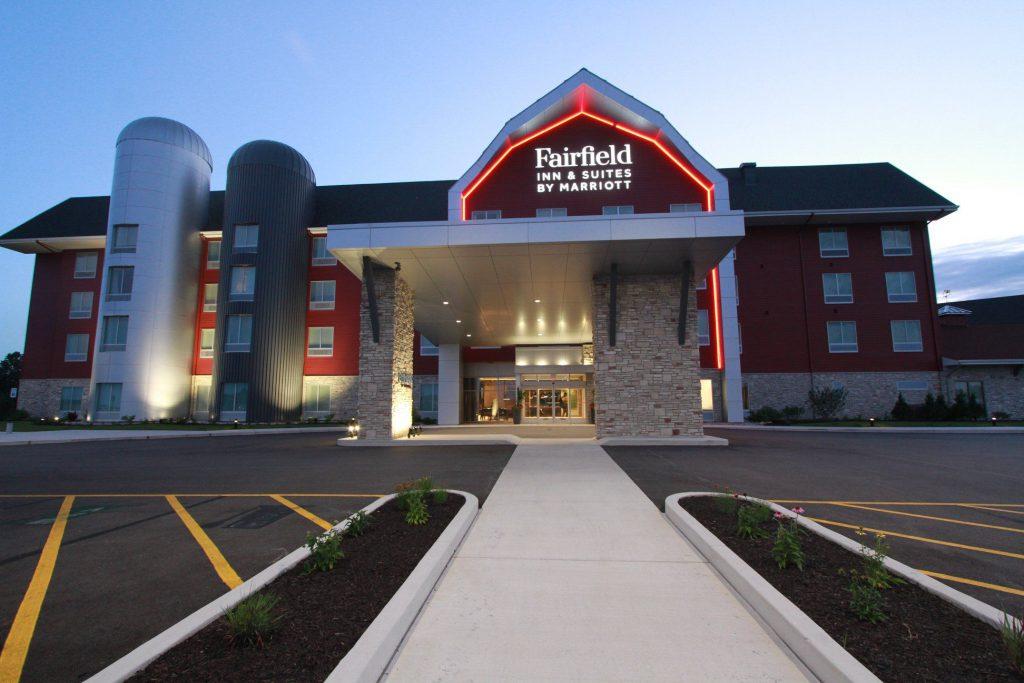 Fairfield Inn and Suites by Marriott Fair Oaks Farms, Northern Indiana Golf Trip