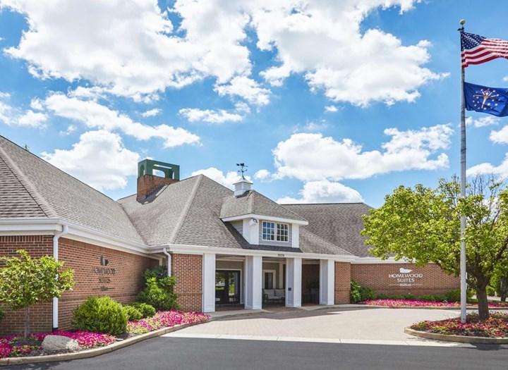 Homewood Suites Lafayette, Lafayette Golf Trip