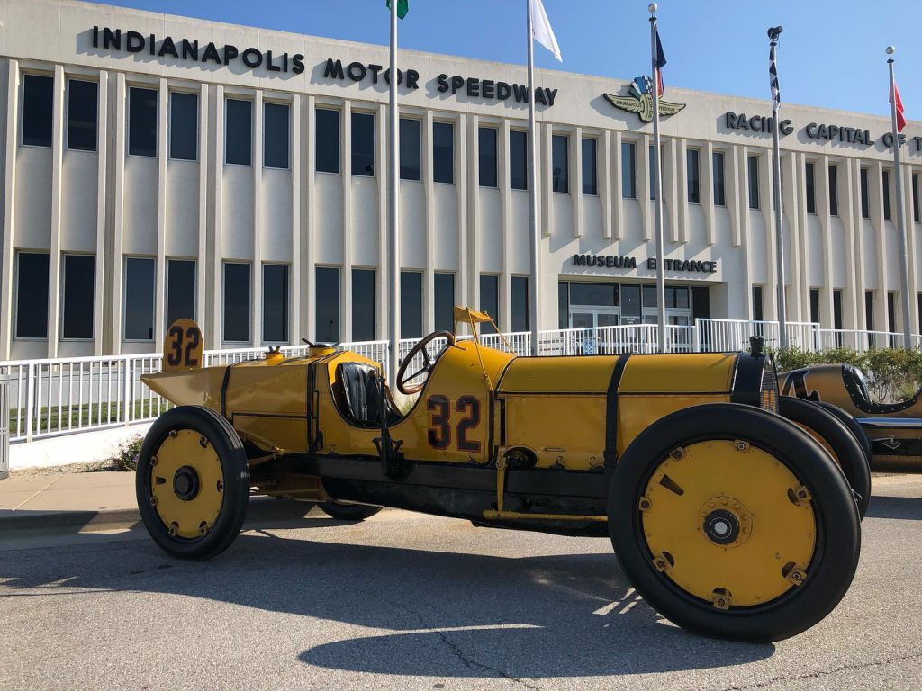 Indianapolis Motor Speedway Museum, Indy Golf Trip