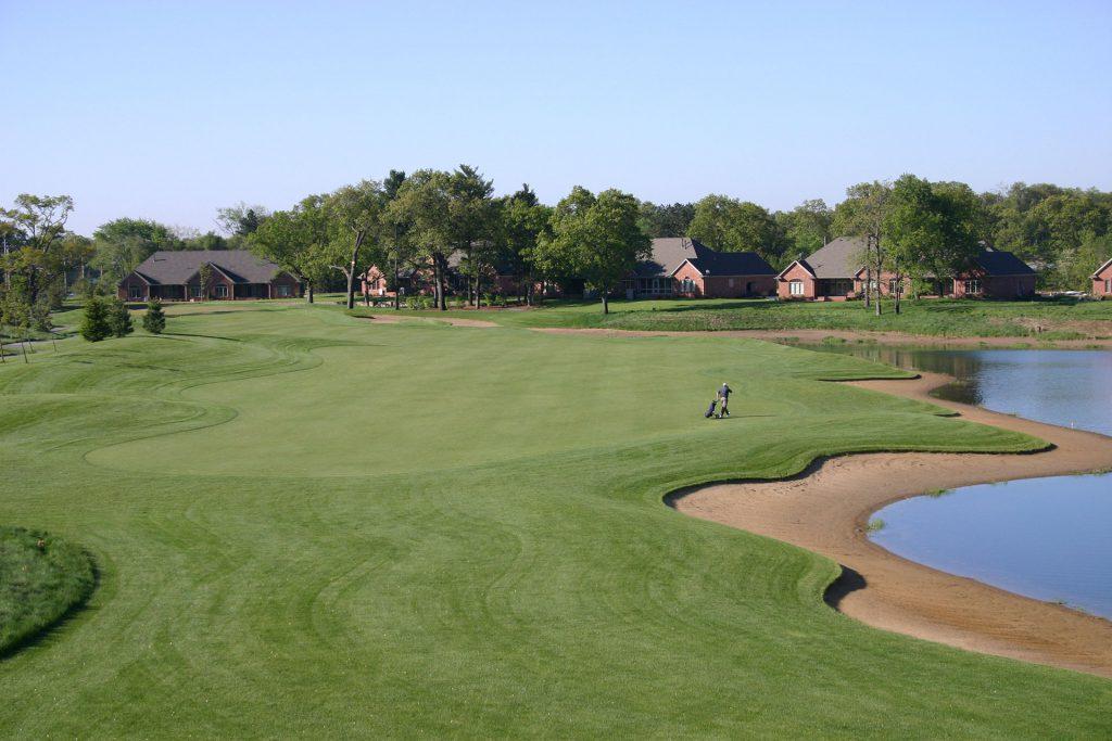 Sandy Pines Golf Club, Northern Indiana Golf Trip