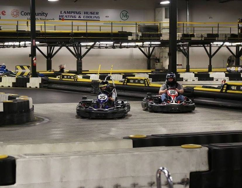 Speedway Indoor Karting, Indy Golf Trip