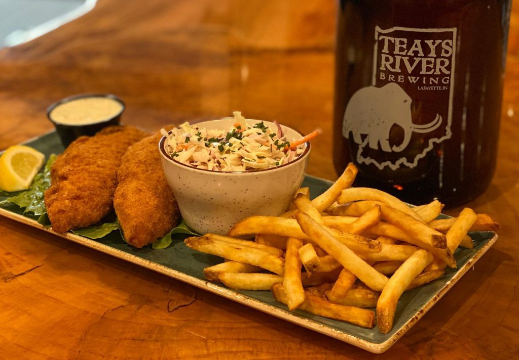Teays River Brewing and Public House, Lafayette Golf Trip