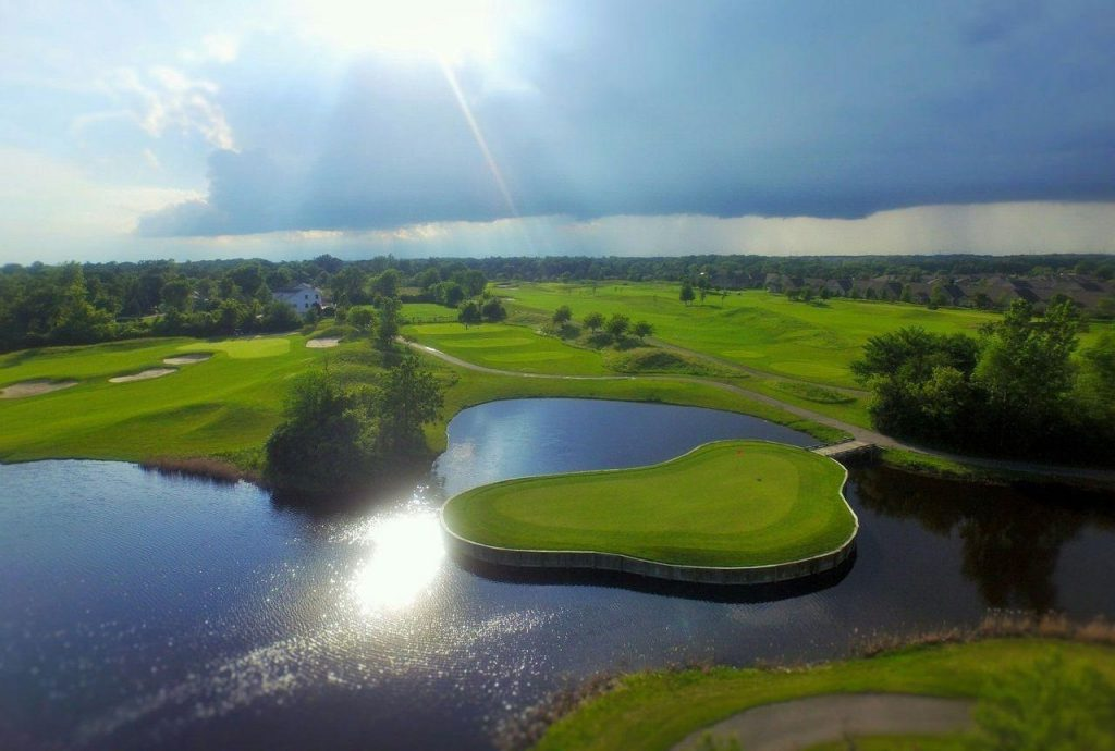 White Hawk Country Club, Northern Indiana Golf Trip